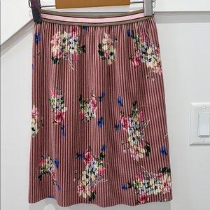 Zara Girls midi Skirt